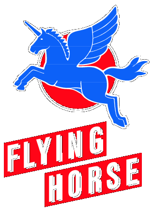 Free Download Of Flying Horse Vector Logo Vector Me