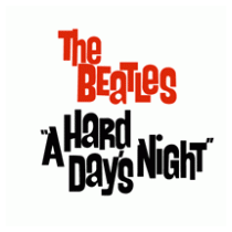Free Download Of The Beatles A Hard Days Night Vector Logo
