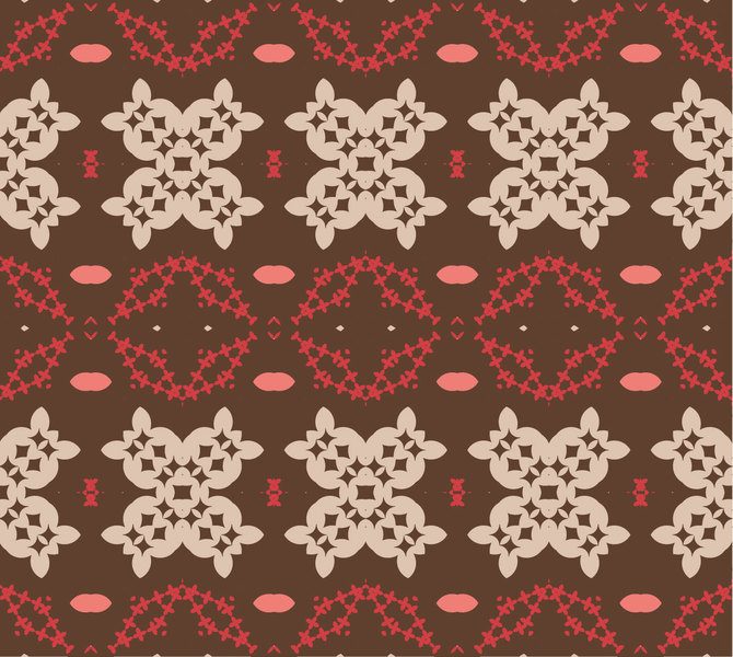 Free Download Of 60s Vintage Vector Pattern Design Vector Graphic Amazing 1950s Patterns