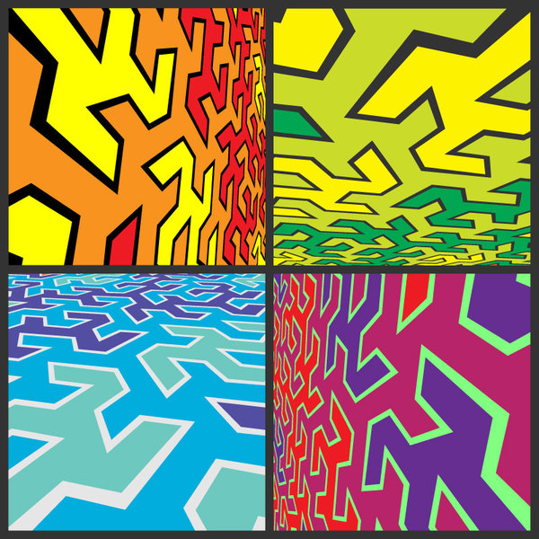 Abstract Vector Background Pack Free Vector