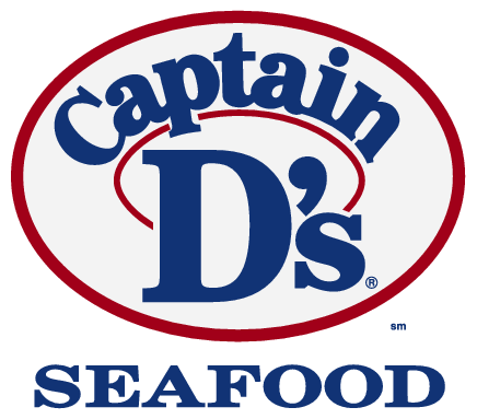 Captain d s seafood logo free logo design for What kind of fish does captain d s use