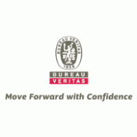 bureau veritas move forward with confidence logo free logo design. Black Bedroom Furniture Sets. Home Design Ideas
