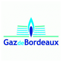 gaz de bordeaux logo free logo design. Black Bedroom Furniture Sets. Home Design Ideas