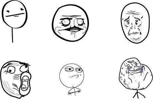 free download of cartoon face vector graphics and illustrations