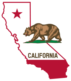 free download of california outline and flag vector graphic rh vector me california state flag vector eps california state flag vector free