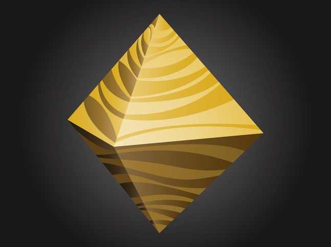 Free download of 3D Pyramid Vector Graphic - Vector me