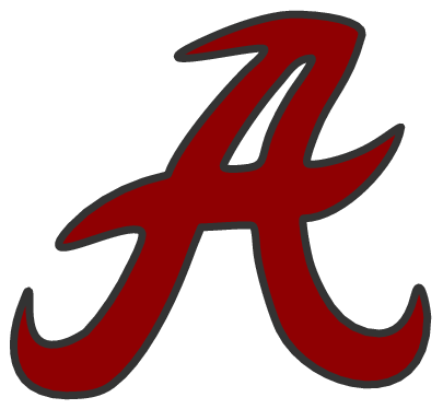 free download of alabama crimson tide font vector graphics and rh vector me alabama band logo font alabama crimson tide logo font